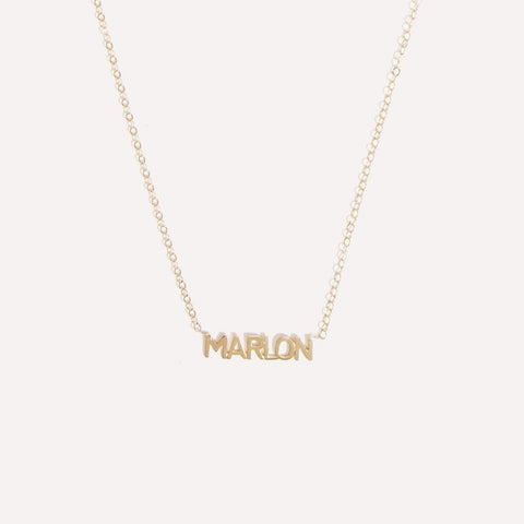 Loren Charm Necklace