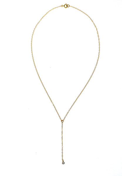 Thera Drop Necklace - Amarilo - 2