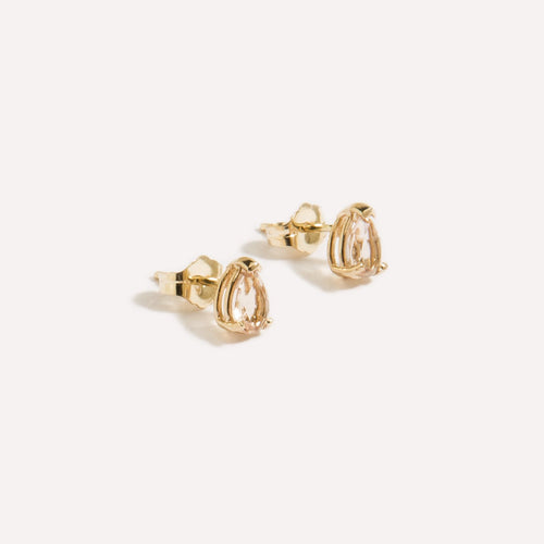 Amarilo Astrid Ear Pin in Metallic Gold mMDzCkG