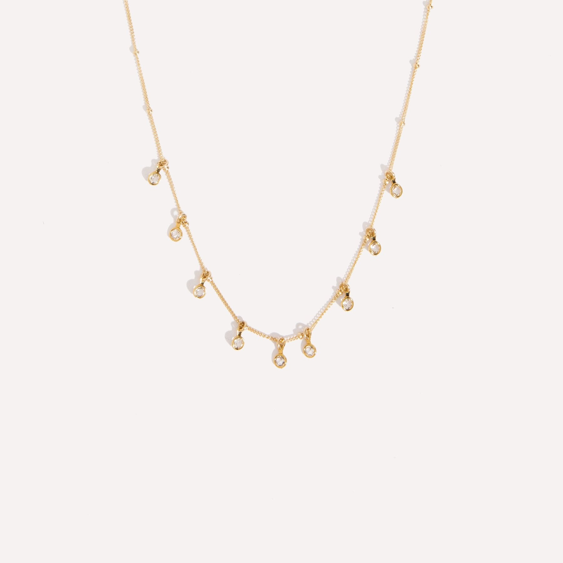 Amarilo Liv Necklace in Metallic Gold pb8tLmMtL6