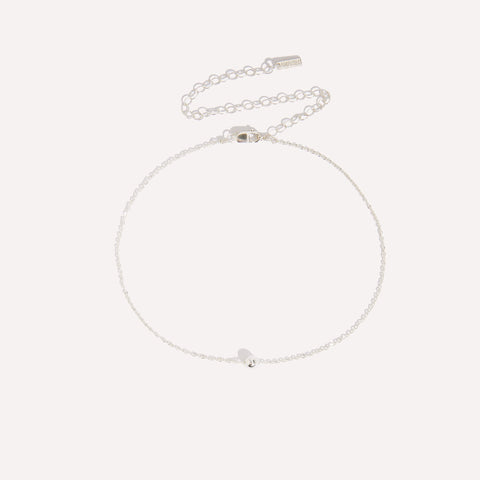 Seamless Circle Drop Hoops