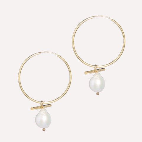 Mini Loren Hoops