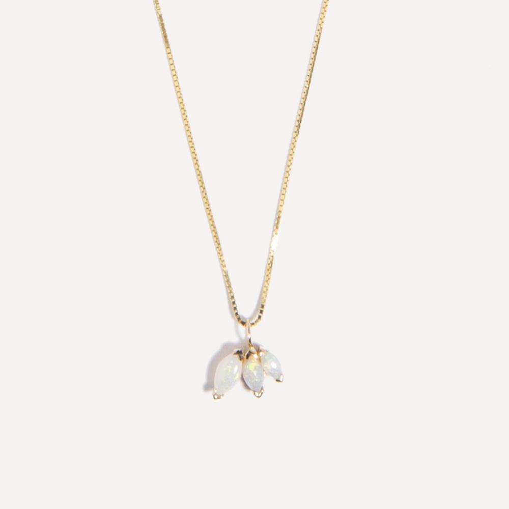 Leigh Charm Necklace