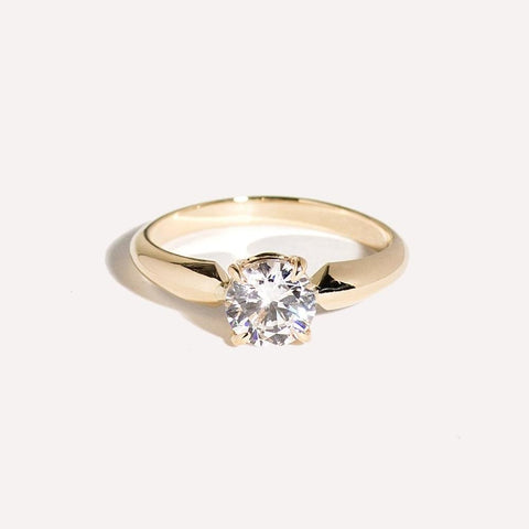 Solana Diamond Ring