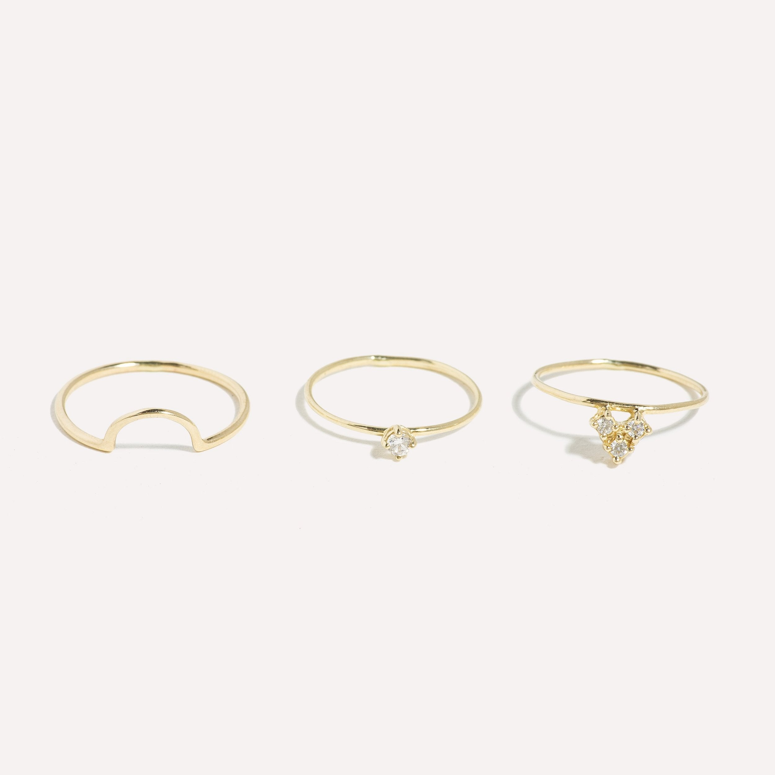 Aieta Ring Set