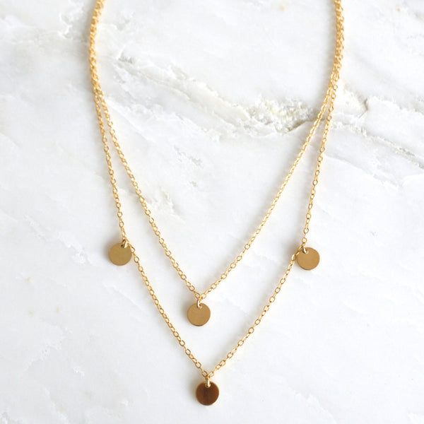Aris Necklace - Amarilo