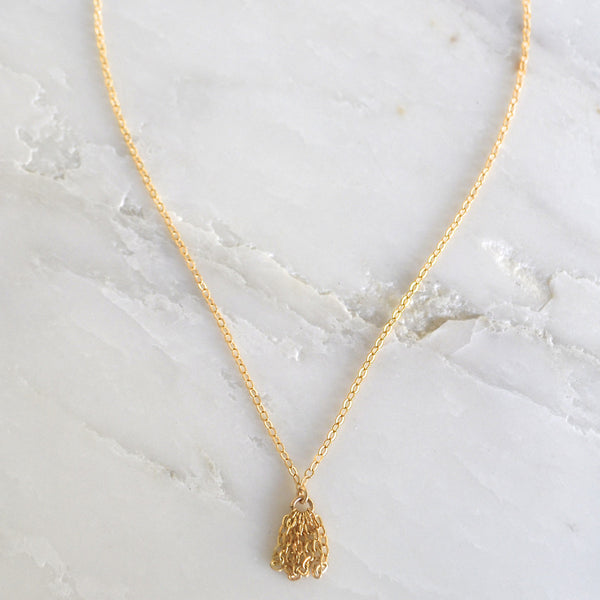 Tassel Necklace - Amarilo