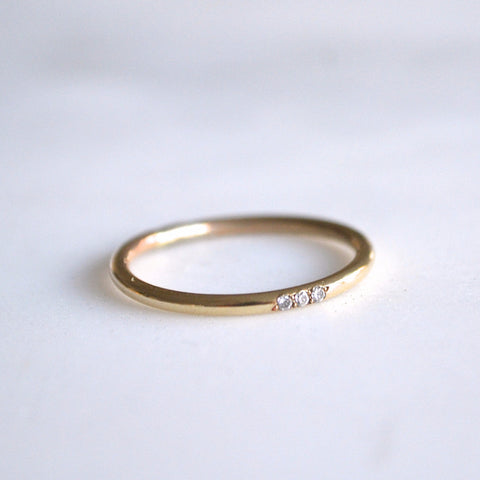 Orion Ring - Amarilo