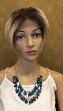 Load image into Gallery viewer, #12 DR/ Blonde Pixie Lace Front