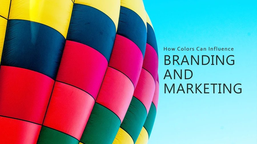 How Colors Can Influence Branding and Marketing