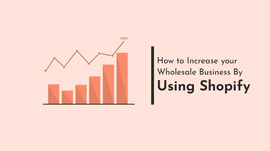 How to Increase your Wholesale Business By Using Shopify