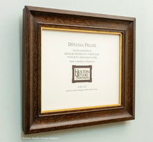 "Load image into Gallery viewer, Item #19-DF01 - 8-1/2"" x 11"" Diploma Frame"