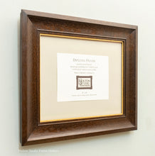 "Load image into Gallery viewer, Item #19-DF03 - 11"" x 14"" Diploma Frame"