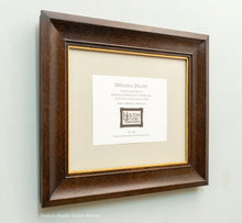 "Load image into Gallery viewer, Item #19-DF04 - 11"" x 14"" Diploma Frame"