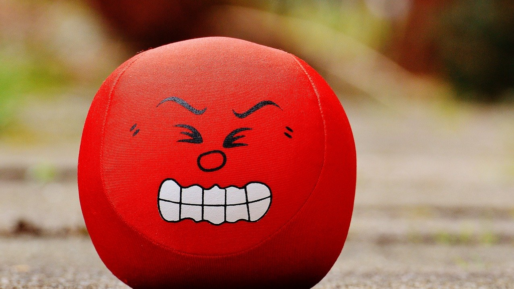 angry ball courtesy of spark post
