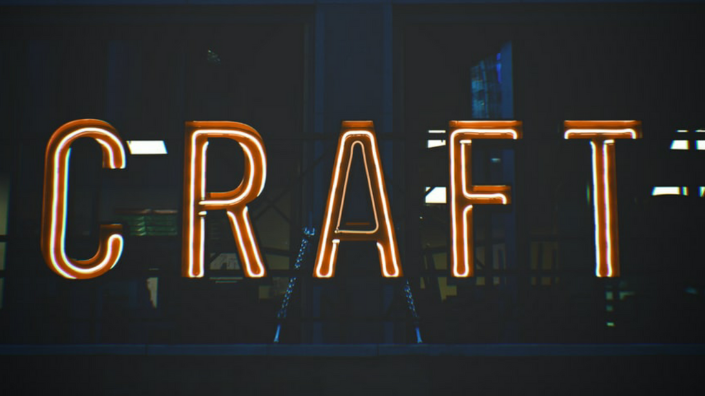 craft neon lights courtesy of spark post