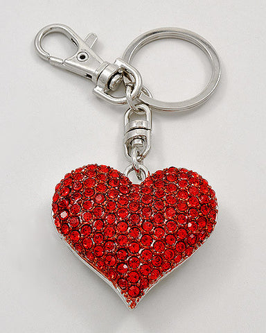 Heart Of Love KeyChain