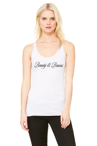 Beauty & Brains Tank
