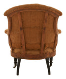 Antique Unupholstered Armchair