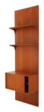 Vintage Danish Wall Unit III