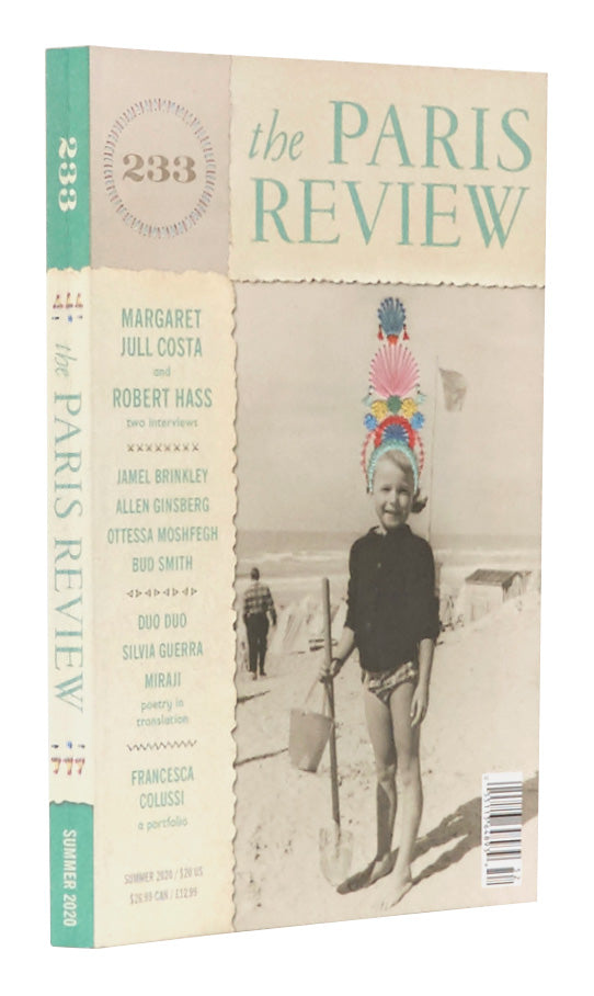 The Paris Review #233 - Summer 2020