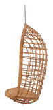 Vintage Rattan Hanging Chair
