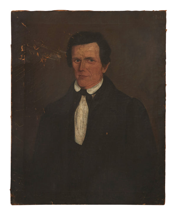 Antique Male Portrait