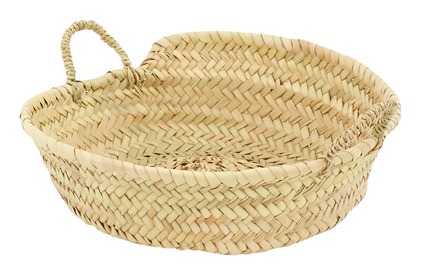 Moroccan Shallow Baskets