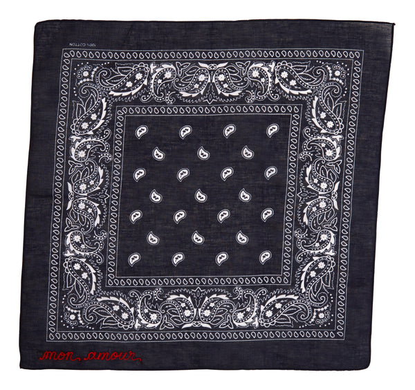 Vichcraft Embroidered Bandanas