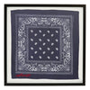 Framed Vichcraft Embroidered Bandana