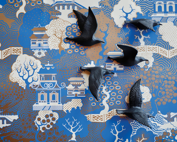 Birds In Flight Wall Décor
