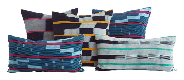 African Tribal Pillows