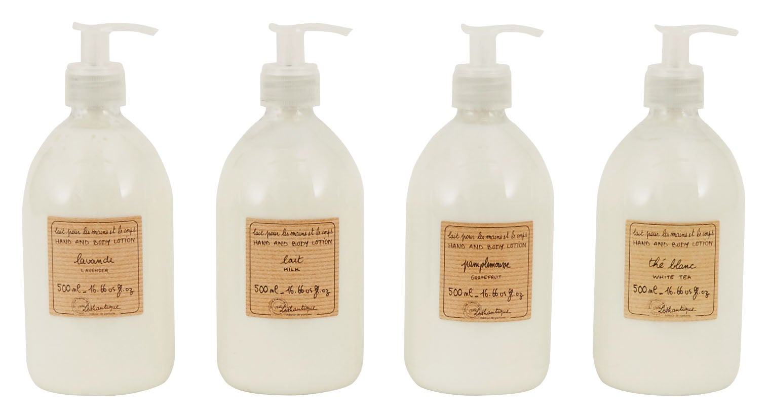 Lothantique Lotions