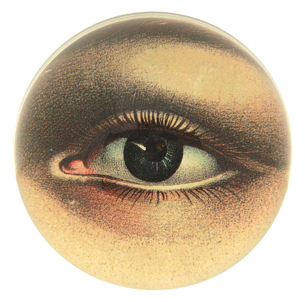 Left Eye Dome Paperweight