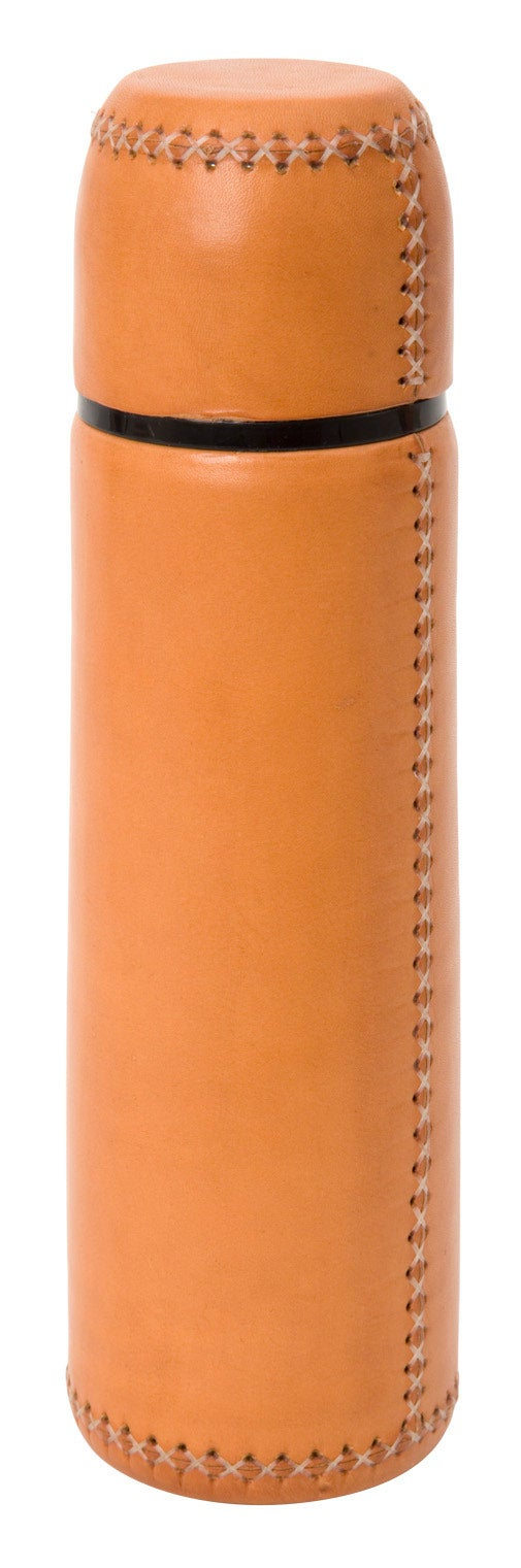 Leather Thermos