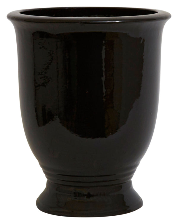 Black Simple Urns
