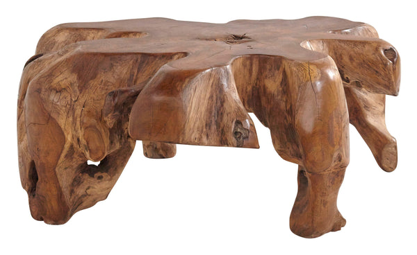 Teak Root Table - Large