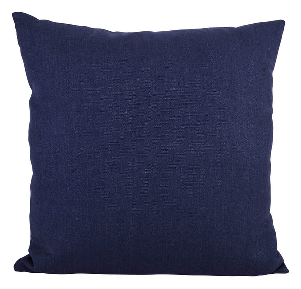 Linen Indigo Pillows