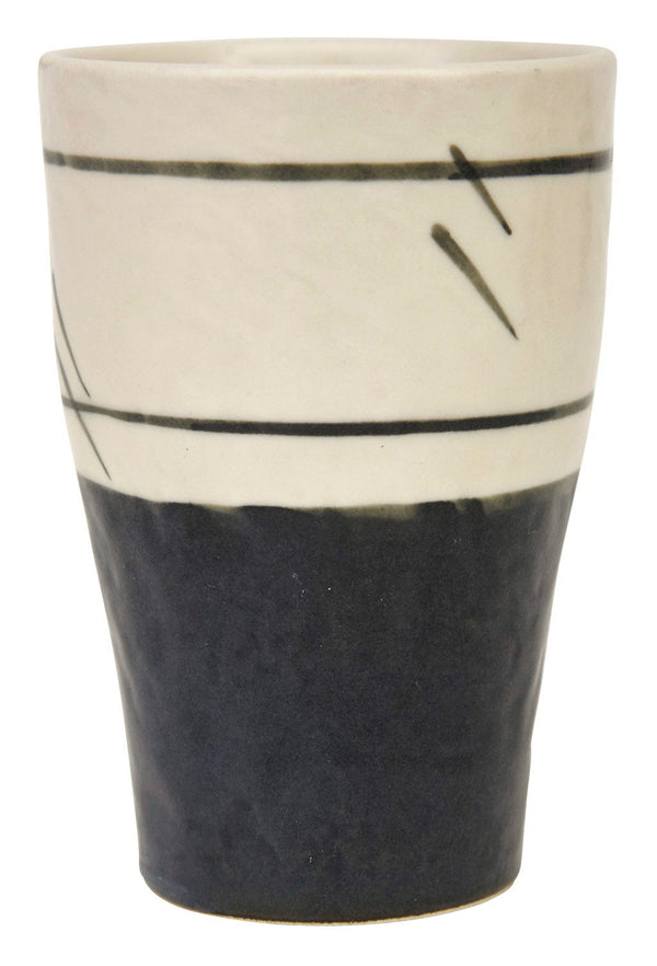 Black and White Cups