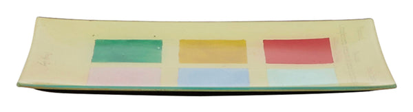 Cloudy Day Rectangular Tray