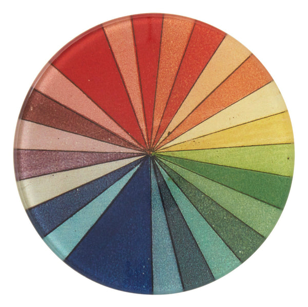 Color Spectrum Plate