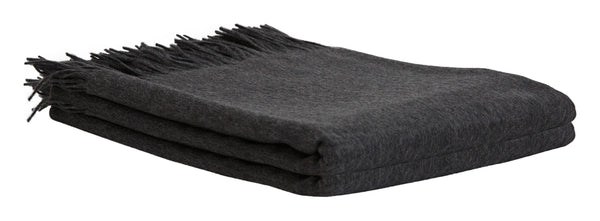 Wool and Cashmere Throws