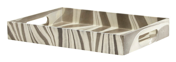 Swirl Marbled Trays