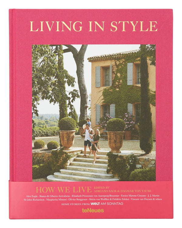Living in Style: How We Live