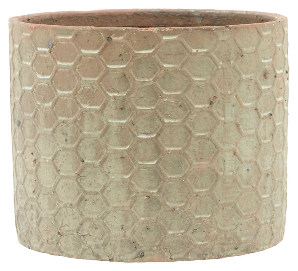 Hexagon Tall Pots
