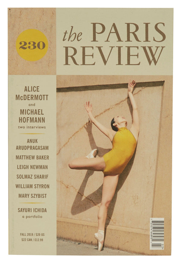 The Paris Review #230 - Fall 2019