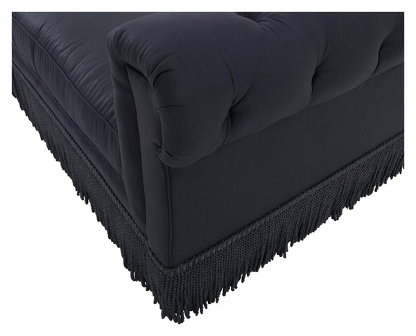 Theodore Sofa with Fringe