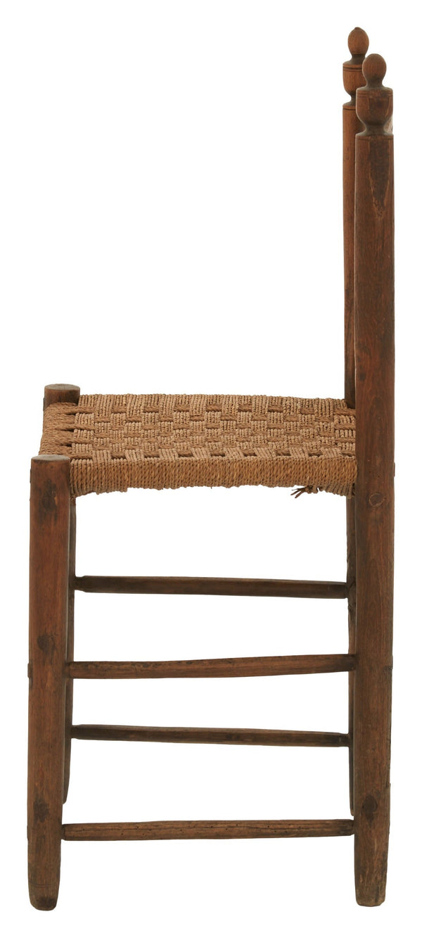 Vintage Ladderback Dining Chair