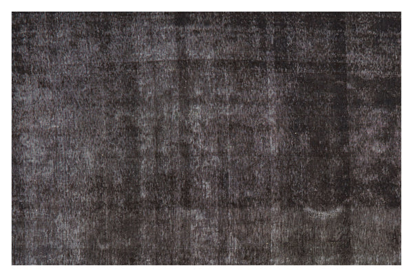 "Vintage Overdyed Rug - 11'9"" x 8'2"""