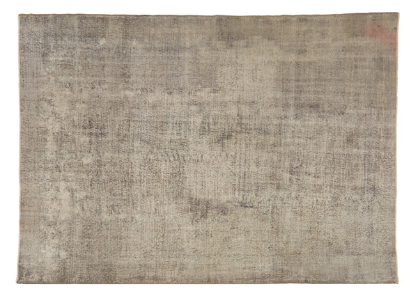 "Vintage Overdyed Rug - 10'4"" x 7'6"""